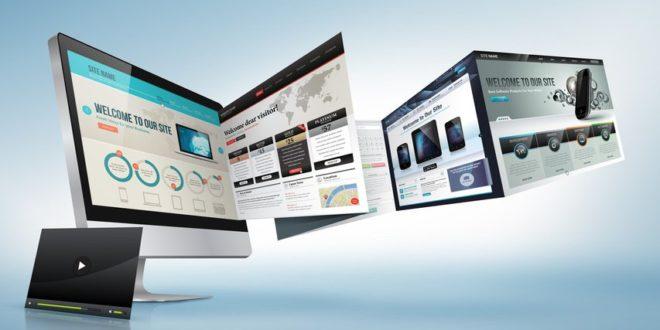 pret creare site